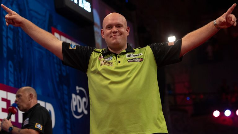 MVG opens his European Championship quest on Friday