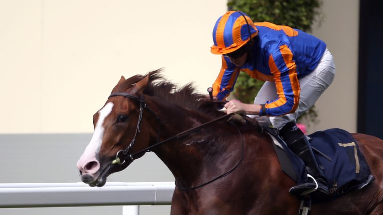 Love remporte les Prince of Wales's Stakes à Royal Ascot