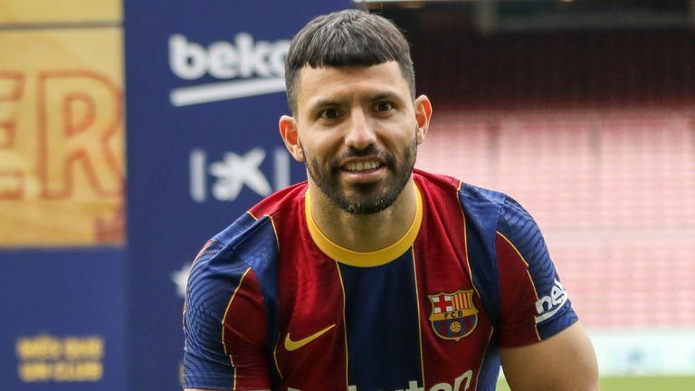 Sergio Aguero rejoindra Barcelone à l'expiration de son contrat à Manchester City