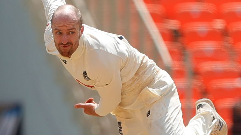 Le fileur anglais Jack Leach dit que Stokes a fait preuve de courage et de bravoure