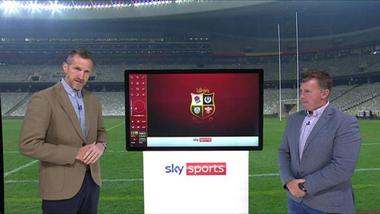 Will Greenwood et Nigel Owens discutent de la performance des officiels et analysent les décisions qui ont été prises lors du deuxième test