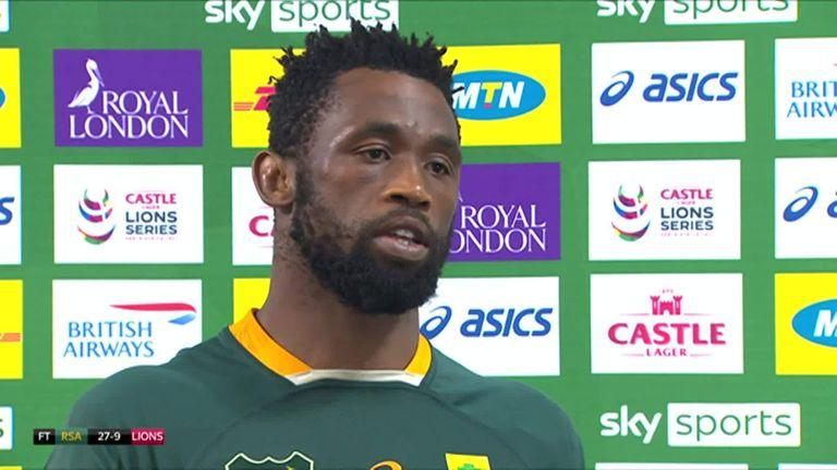 Le skipper sud-africain Siya Kolisi a admis que la semaine dernière avait été sa plus difficile dans la préparation du deuxième test