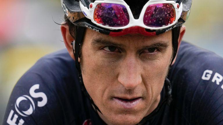 Geraint Thomas fera partie de l'équipe de quatre de Grande-Bretagne pour la course cycliste sur route masculine