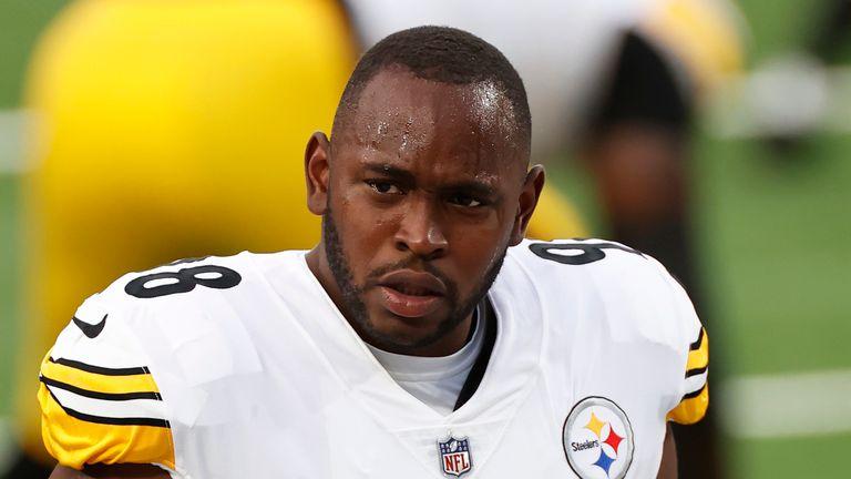 Vince Williams a joué 121 des 128 matchs possibles en saison régulière sur huit saisons avec les Steelers de Pittsburgh