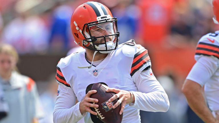 Can Baker Mayfield lead the Cleveland Browns on his back against the undefeated Arizona Cardinals?