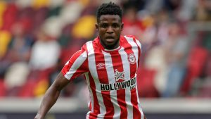 Brentford's Onyeka doubtful for Super Eagles' World Cup qualifiers after Covid-19 update