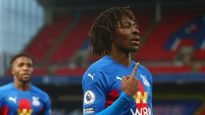 Eze inherits Townsend's jersey number at Crystal Palace