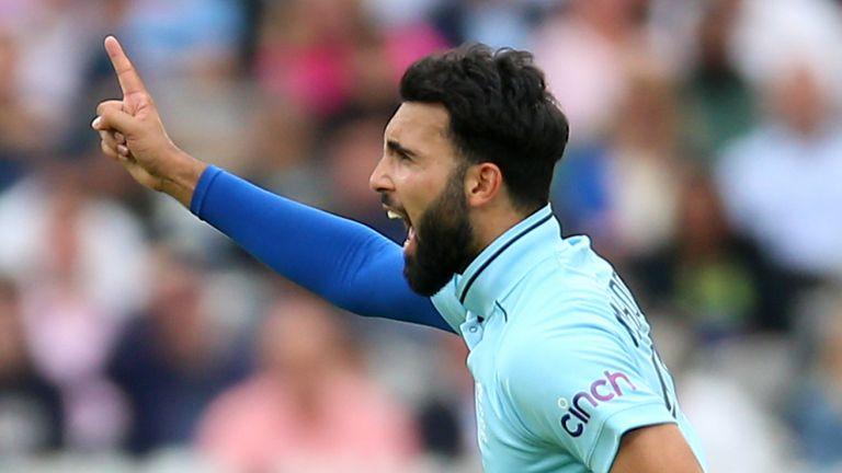 Saqib Mahmood was player of the series as England beat Pakistan across three ODIs this summer