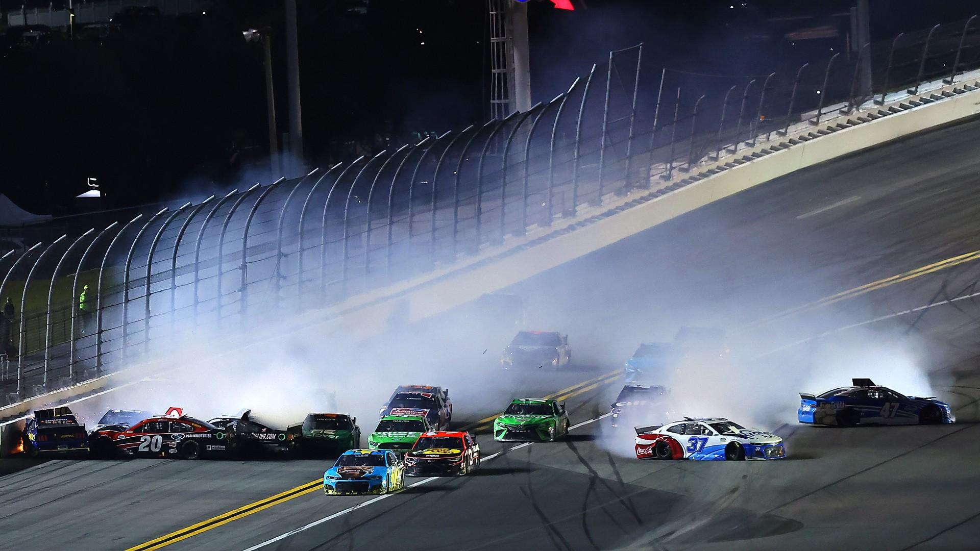 NASCAR at Daytona results: Ryan Blaney wins second straight race in  crash-filled Coke Zero Sugar 400 - REDACAOEMCAMPO