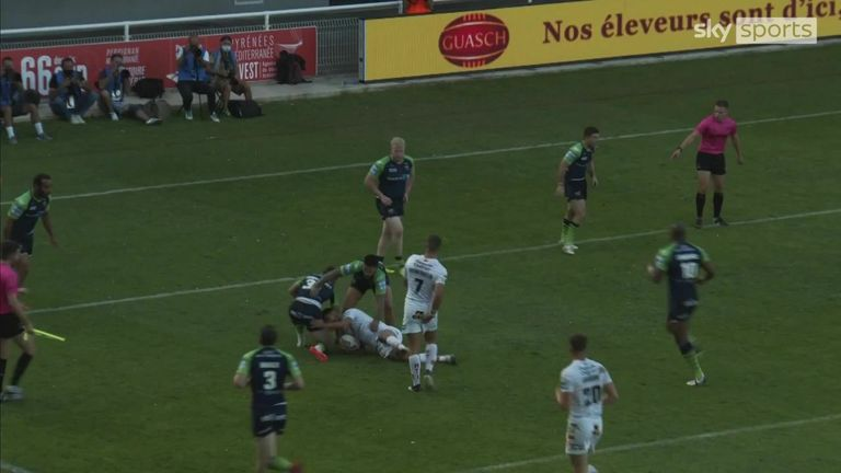 Highlights of the Super League clash between Catalans Dragons and Huddersfield Giants.