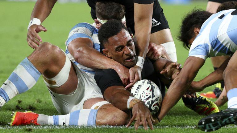 La Nouvelle-Zélande a remporté une confortable victoire 39-0 contre l'Argentine lors de son affrontement pour le championnat de rugby.