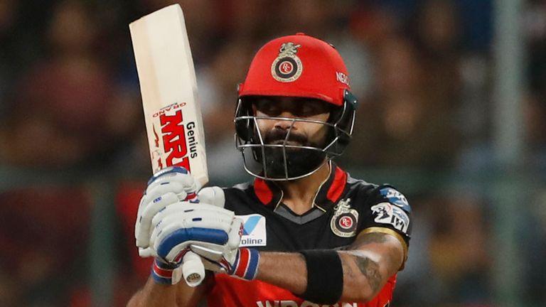 Garton will be captained by Virat Kohli in the IPL