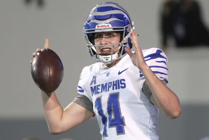 Seth Henigan, Memphis