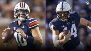 College football schedule today: TV channels, start times for every Week 3 top 25 game