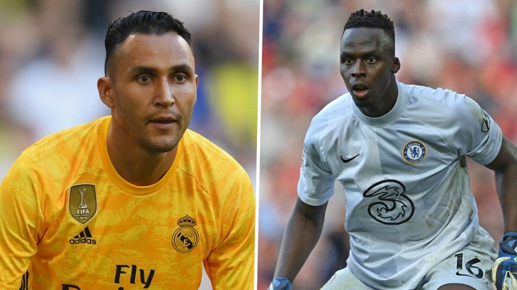 Chelsea's Mendy next to Navas in Champions League ranks