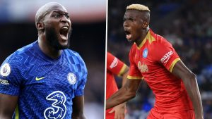 'His athletic strength can be devastating' – Osimhen is Lukaku's 'heir', says Zola