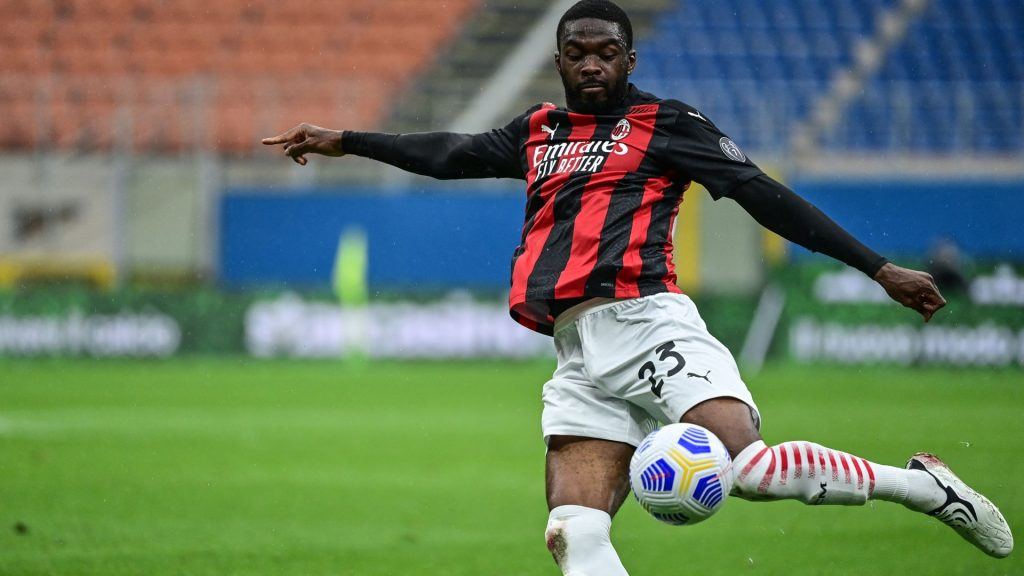 'I feel very Nigerian' - AC Milan star Tomori