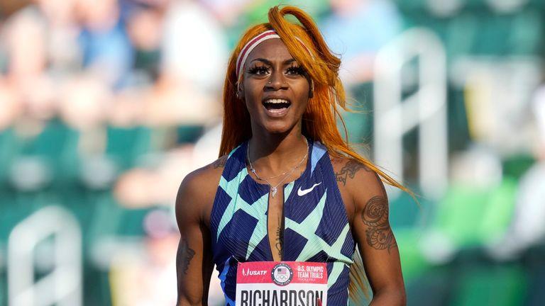 Sha'Carri Richardson a raté les Jeux olympiques après avoir été testé positif au cannabis