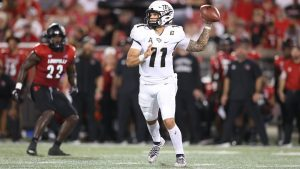 Louisville stuns UCF with game-winning pick-six after throwing interception on play before