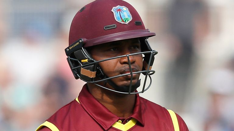 Marlon Samuels has been charged by the ICC with breaching the Emirates Cricket Board's anti-corruption code