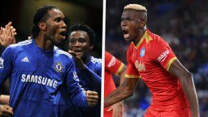'Osimhen looks a lot like Drogba' – Signori compares 'good' Napoli striker to ex-Chelsea hero