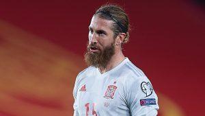 PSG still don't know when Ramos will make his debut as defender nurses calf injury