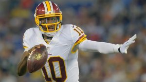 Robert Griffin III open to return to Washington Football Team: 'If your guy goes down, make the call'