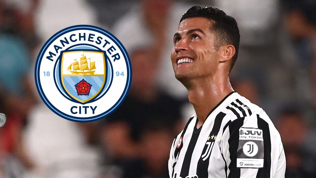 Solskjaer claims Ronaldo was never going to sign for Manchester City