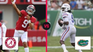 What channel is Alabama vs. Florida on today? Time, TV schedule for Week 3 SEC football game