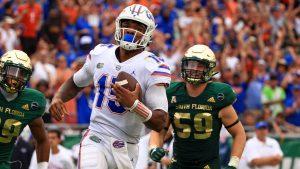 Who is Anthony Richardson? Meet Florida Gators' redshirt freshman QB sensation