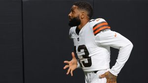 Will Odell Beckham Jr. play on Sunday? Update on Browns wide receiver's injury in Week 3