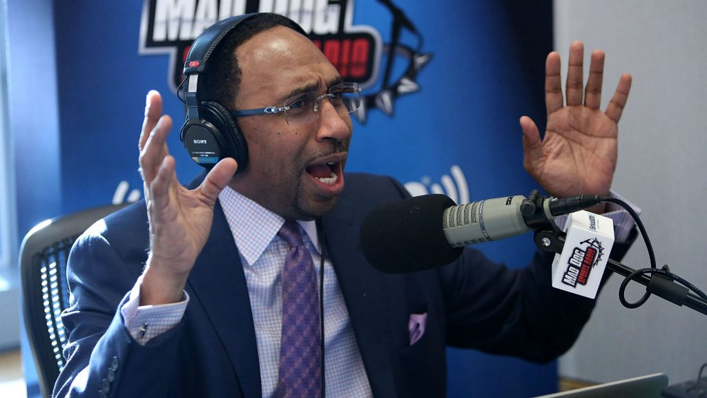ESPN's Stephen A. Smith rips Nets' Kyrie Irving over vaccination stance: 'Just flat-out stupid'
