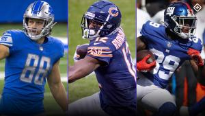 Fantasy Injury Updates: Latest news on T.J. Hockenson, Allen Robinson, Kadarius Toney affecting Week 6 start 'em, sit 'em decisions