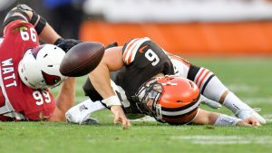 How long is Baker Mayfield out? Injury timeline, return date, latest updates for Browns QB