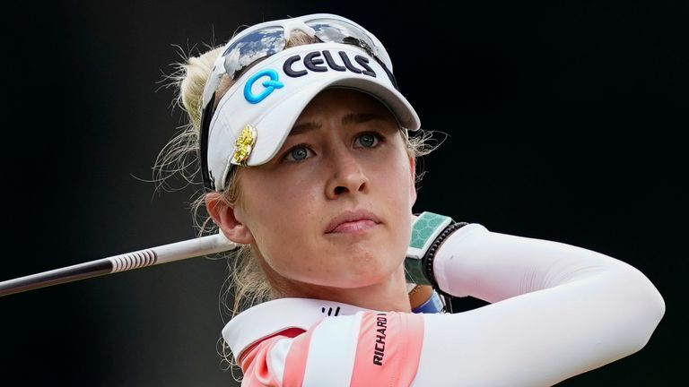Nelly Korda headlines a strong field in New York this week