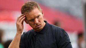 Nagelsmann misses Bayern Munich win over Benfica with 'flu-like infection'