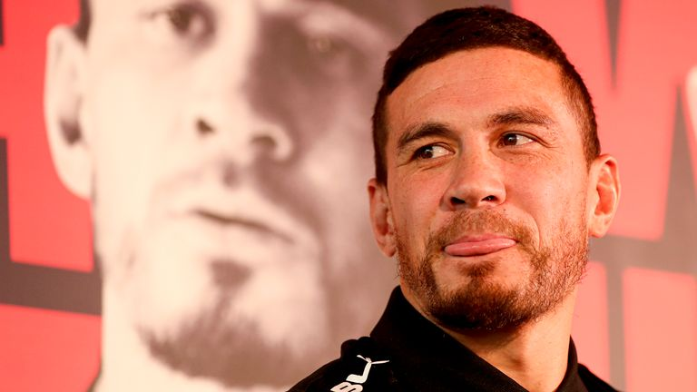 Sonny Bill Williams has opened up on the off-the-field struggles he faced during his rugby career