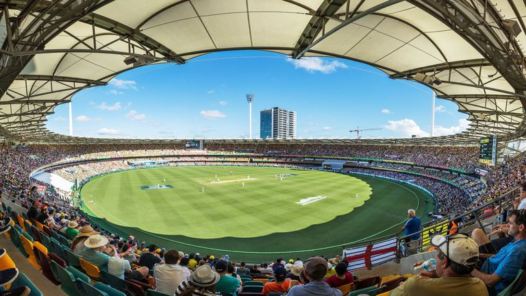 The Gabba will host the opening Test of this winter's Ashes