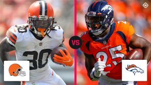 What channel is Browns vs. Broncos on today? Schedule, time for NFL 'Thursday Night Football' in Week 7