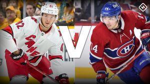What channel is Hurricanes vs. Canadiens today? TV channel, live stream, time for Thursday's game