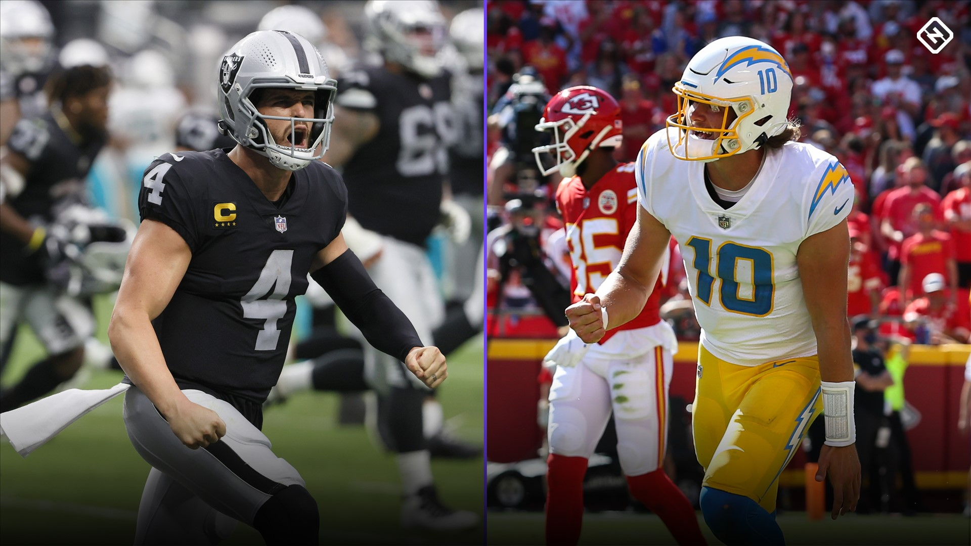What channel is Raiders vs. Chargers on today? Schedule, time for 'Monday  Night Football' in Week 4 - REDACAOEMCAMPO